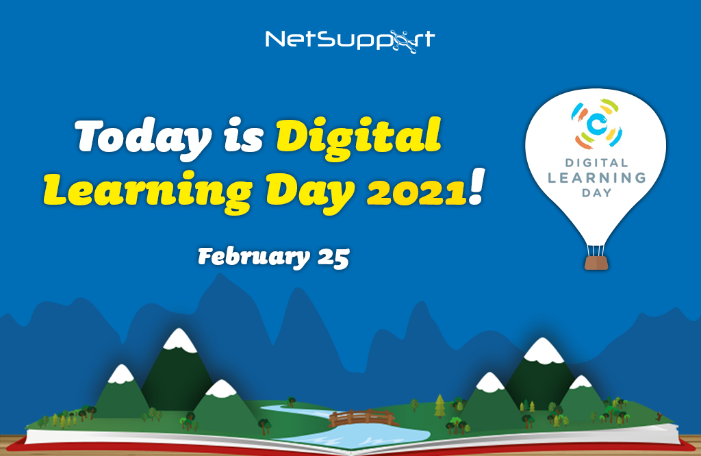 Today is Digital Learning Day!