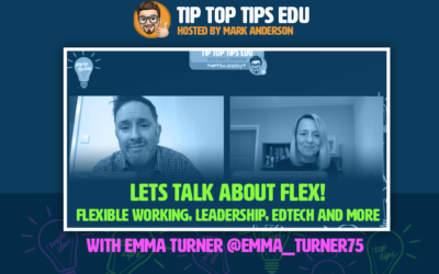 It's our fourth episode of #TipTopTipsEdu!