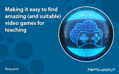 Making it easy to find amazing (and suitable) video games for teaching
