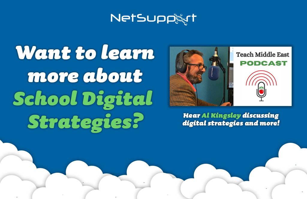 Want to learn more about school digital strategies?