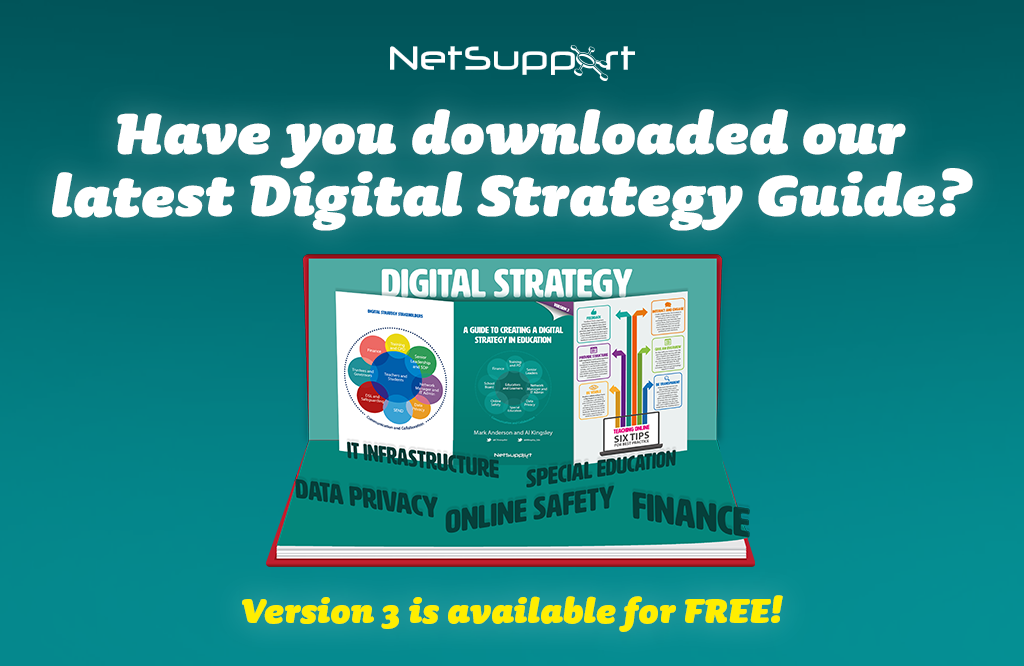 Have you downloaded our latest Digital Strategy Guide?