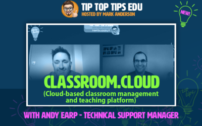 Learn more about classroom.cloud on #TipTopTipsEdu!