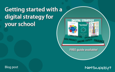 Getting started with a digital strategy for your school