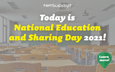 Today is National Education and Sharing Day!