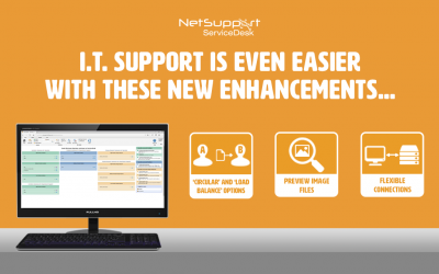 Improve your helpdesk efficiency with these enhancements!