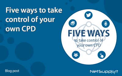 Five ways to take control of your own CPD