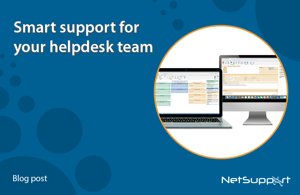 Smart support for your helpdesk team
