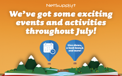 Join us at these July events!