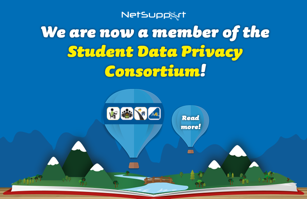 We're members of the Student Data Privacy Consortium!