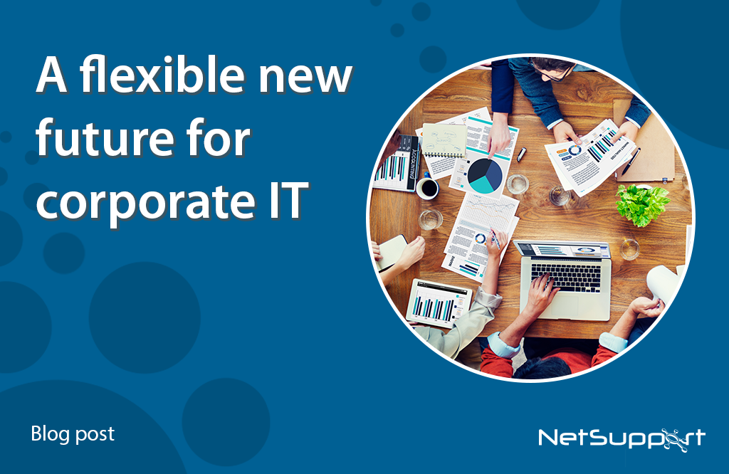 A flexible new future for corporate IT