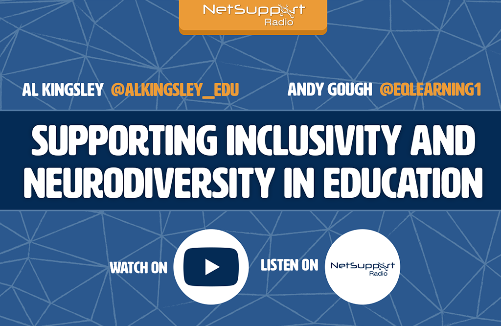 """Discover more about """"Supporting inclusivity and neurodiversity in education"""""""