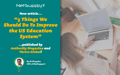 Read our article to learn how the US educational system can improve
