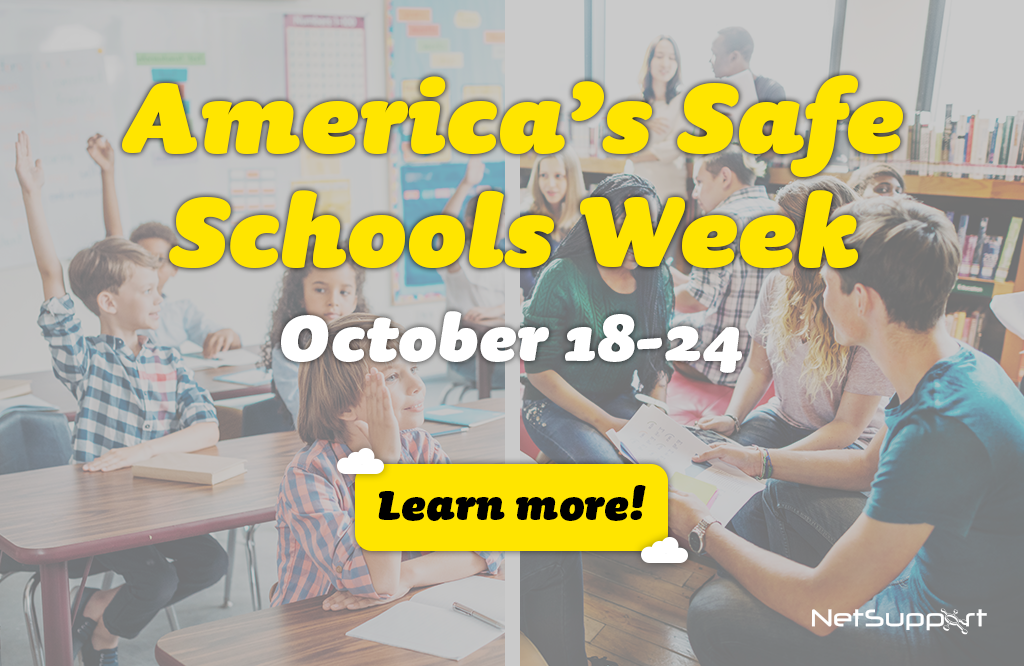 This week is America's Safe Schools Week